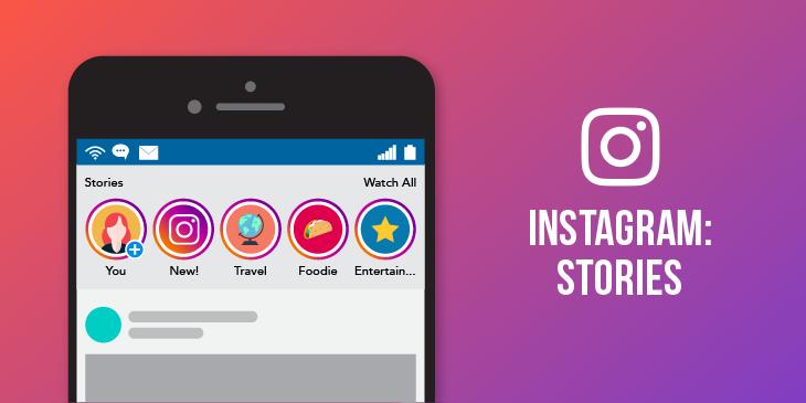 Membuat Instagram Ads Pada Story