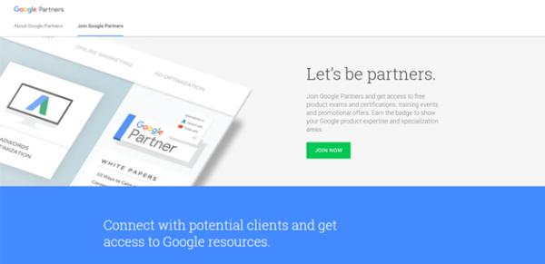 Join-google-partner
