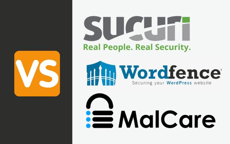 Sucuri vs Wordfence vs MalCare